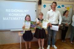 Regionalny Konkure Matematyczny Klas Trzecich