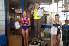 Zawody pływackie IV - VI