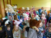 światowy Dzień Pluszowego Misia Szkoła Podstawowa Nr 4 Z