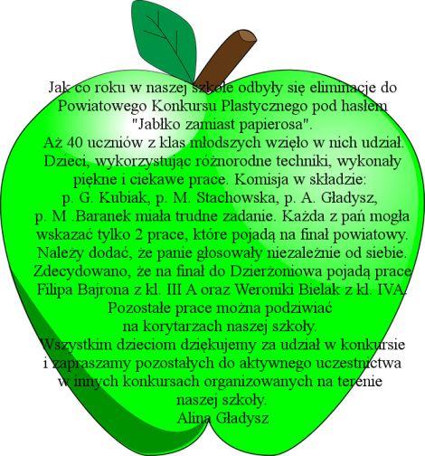 green-apple-312307_960_720